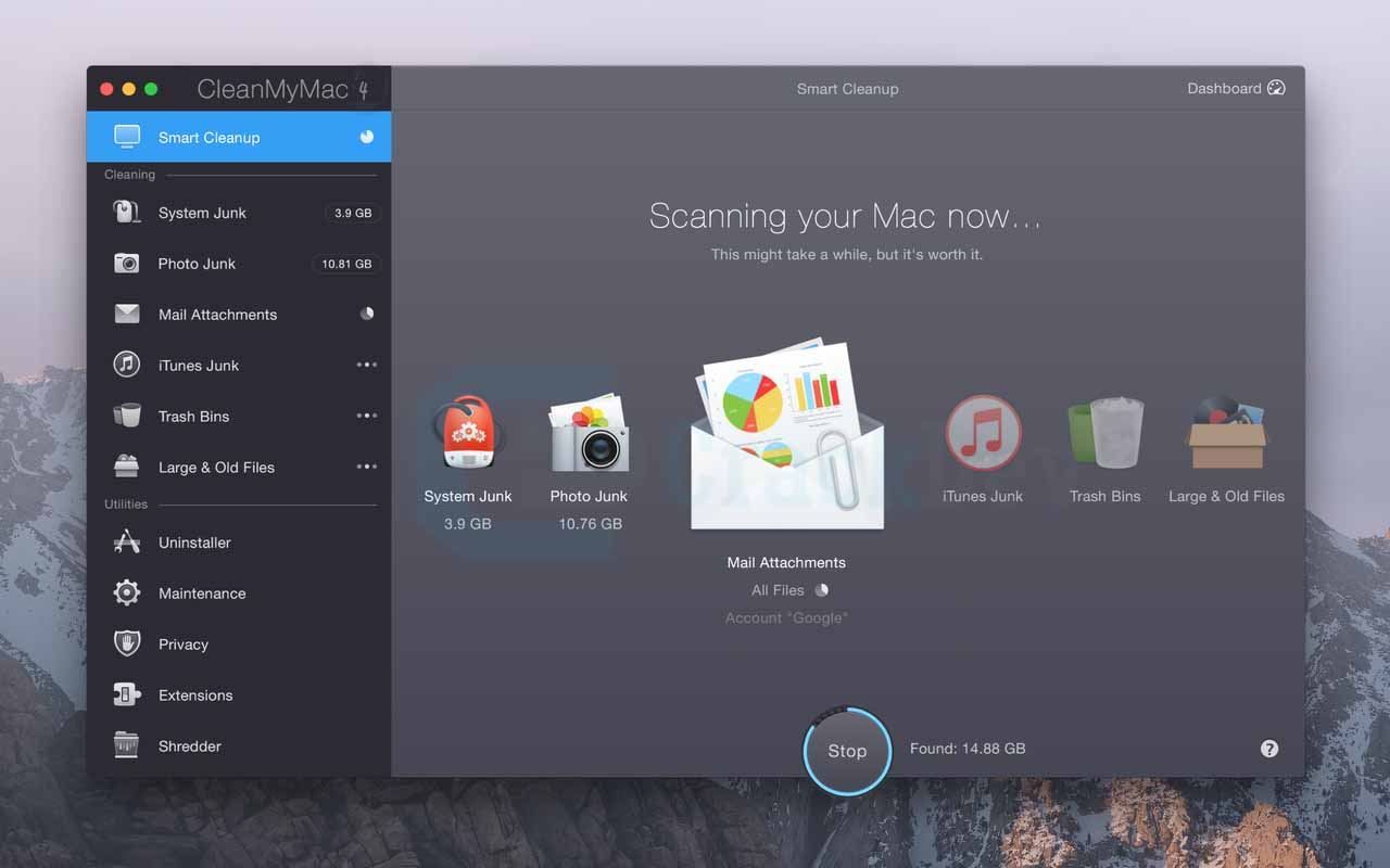 CleanMyMac Cracked 2021