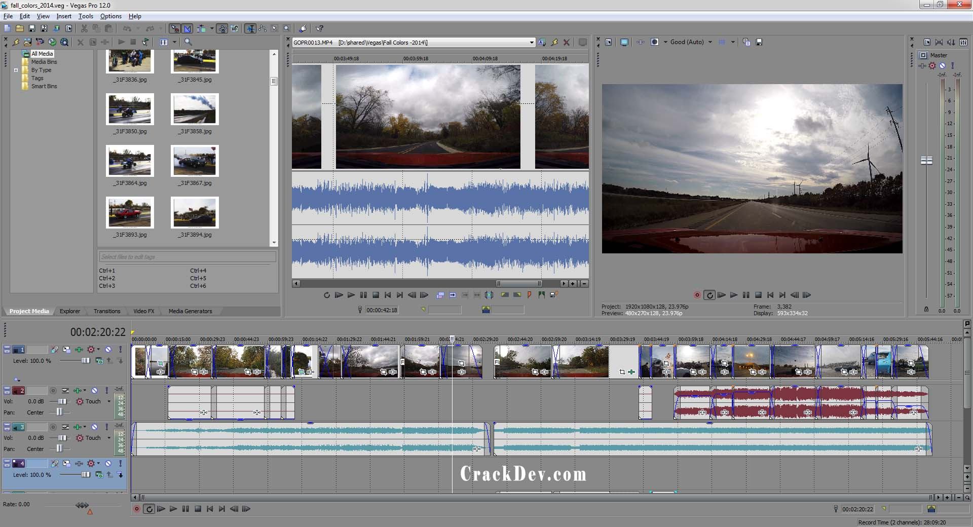 Sony Vegas Pro 16 0 352 Crack + Keygen For {Mac + Win