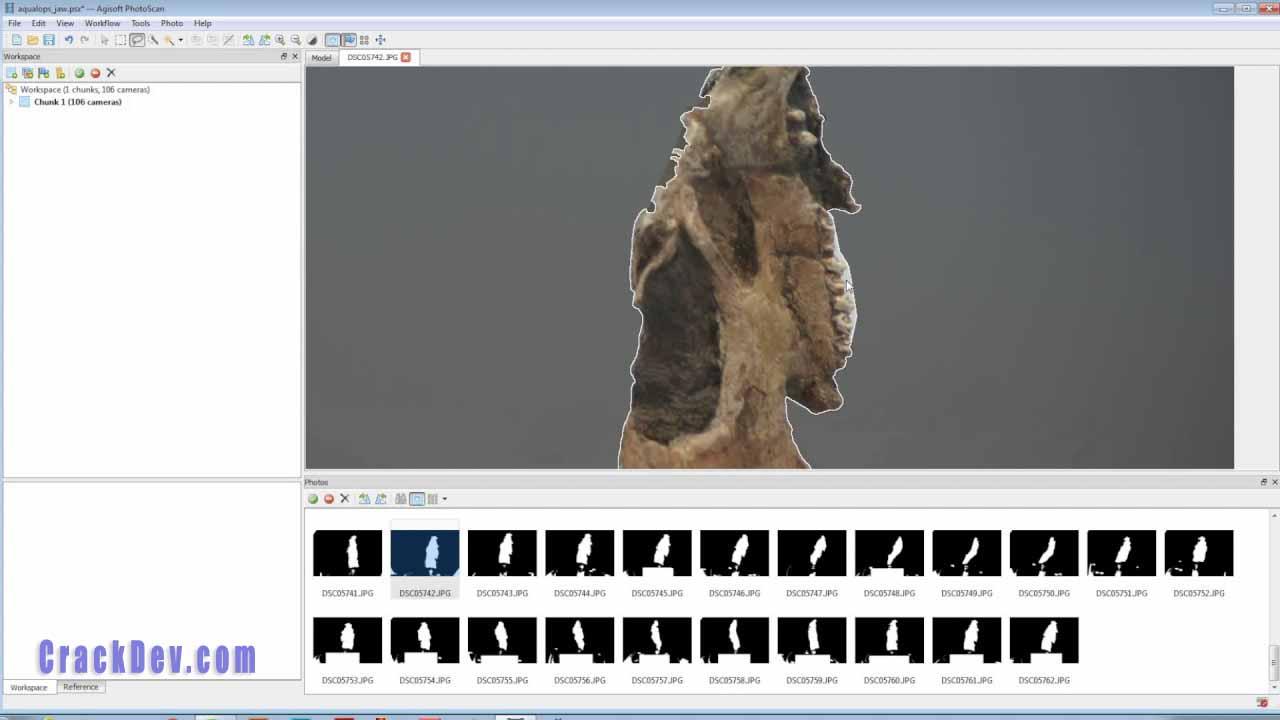 Agisoft PhotoScan Cracked 2020