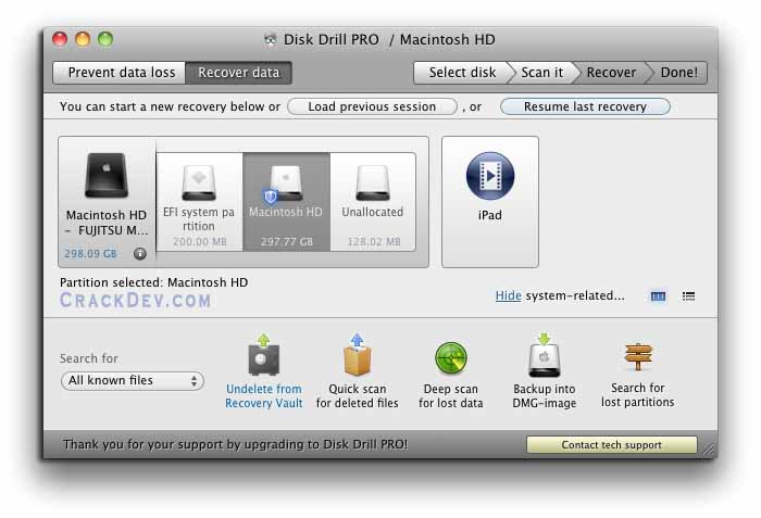 DIsk Drill Pro Cracked 2021