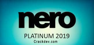 Nero 2019 Platinum Crack