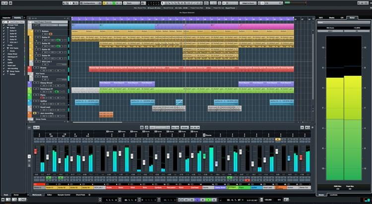 CUBASE Full Cracked 20202