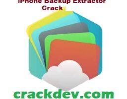iPhone Backup Extractor Crack 2022